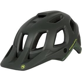 Endura SingleTrack II Bike Helmet green